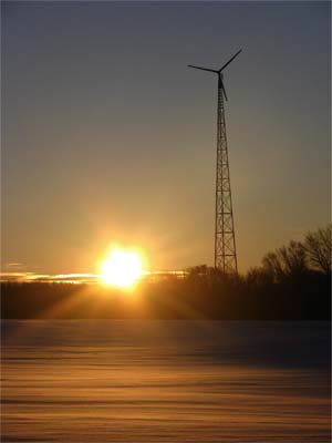 Access Electrical Systems Inc  - Wind Turbine- Sales